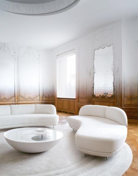 Modernized Paris Apartment 2