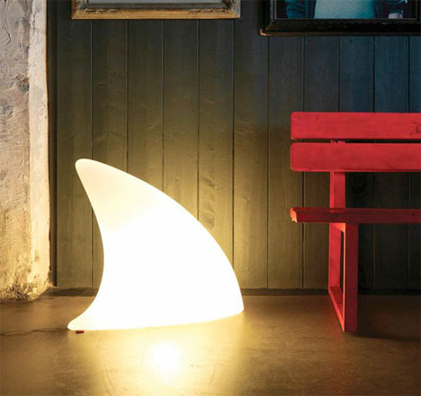 Shark Lamp 1