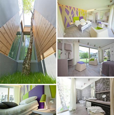 environmentally friendly prefab vacation home