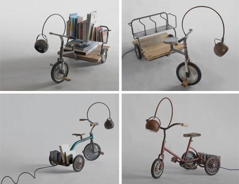 manoteca tricycle libraries