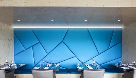minimally decorated icelandic hotel