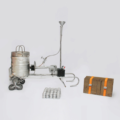 mobile foundry