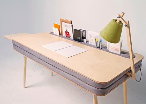 oxymoron desk