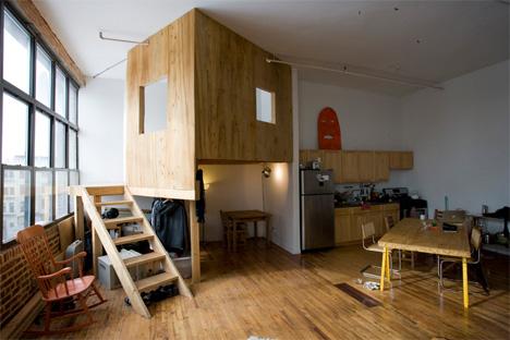 terri chiao treehouse bedroom