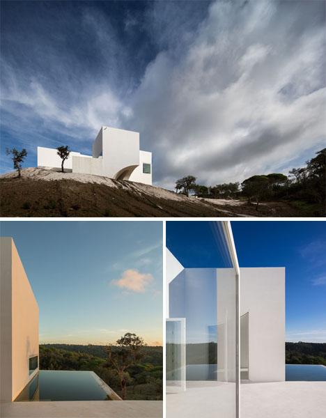 Cross Shaped Hill House 3