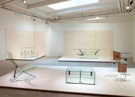 Glass Furniture Series 5