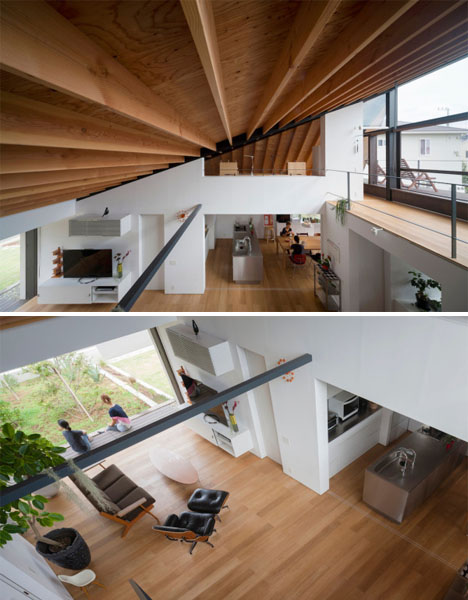 Japan Hipped Roof House 4