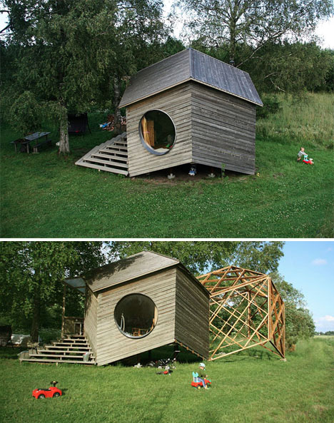 Six-Sided Modular Cabin 2