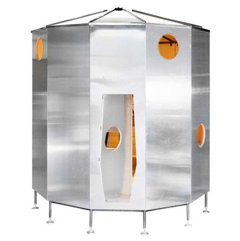 Space Shuttle Cabin 2