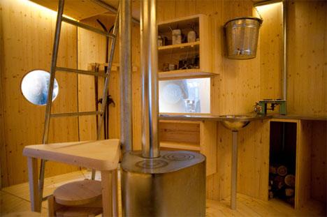 Space Shuttle Cabin 3