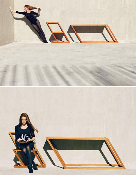 Tilting Furniture XYZ 2