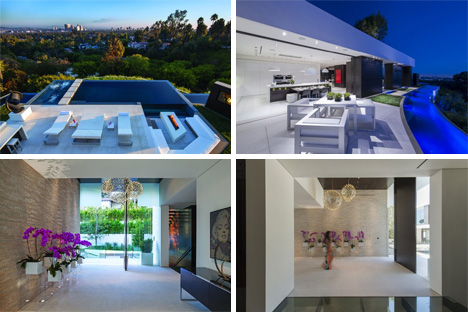 beverly hills luxury home