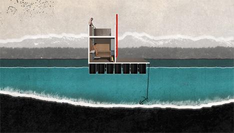floating sauna 2