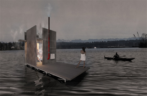 floating sauna 3