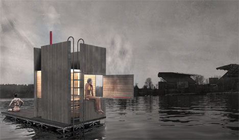 floating sauna 4