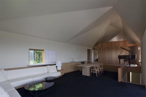 interior sugiura villa
