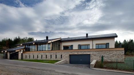 kladnica bulgaria passive energy house