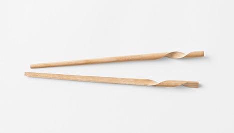 nendo chopsticks