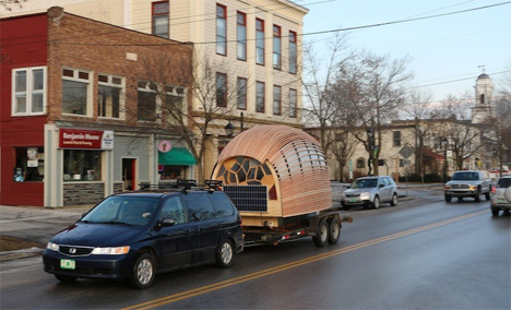 trailer OTIS home