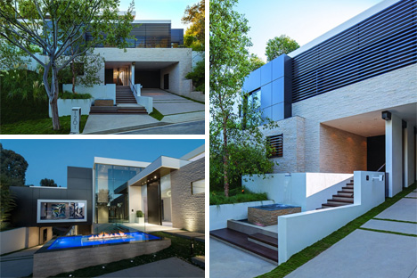 ultramodern laurel way residence