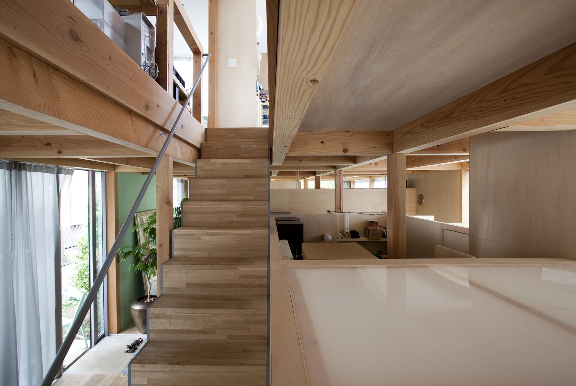 Modern Wood Glass House In Japan Designs Ideas On Dornob