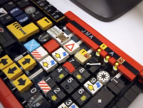 LEGO Keyboard reclaimed 1