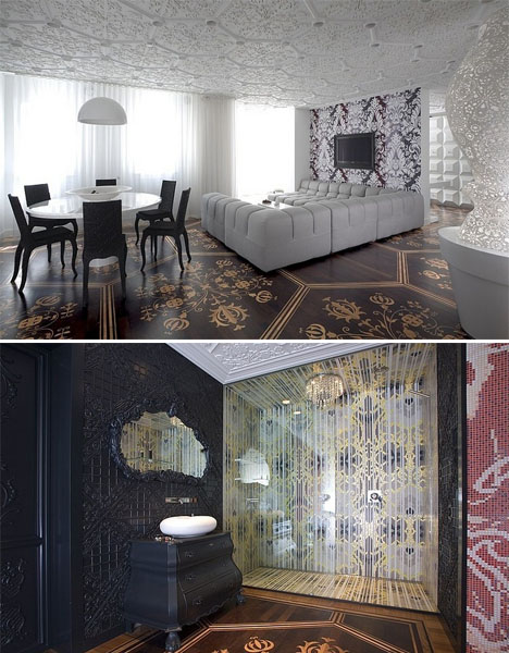 Mix and Match Patterns Interior Design 2