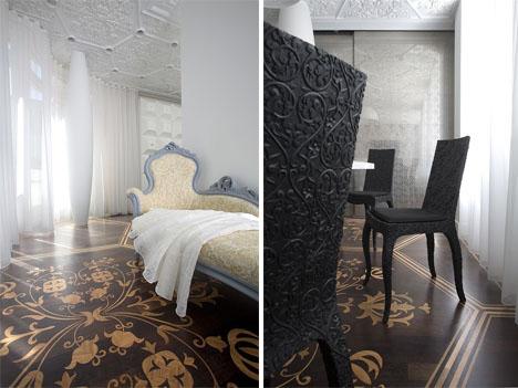 Mix and Match Patterns Interior Design 4