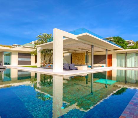 Modern Ocean Villa Koh Samui 1