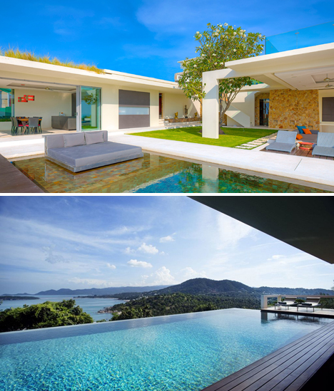 Modern Ocean Villa Koh Samui 2