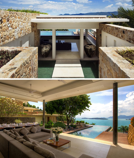 Modern Ocean Villas Koh Samui 3