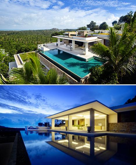 Modern Ocean Villas Koh Samui 4