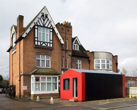 Y-Cube Stackable Housing Unit 1