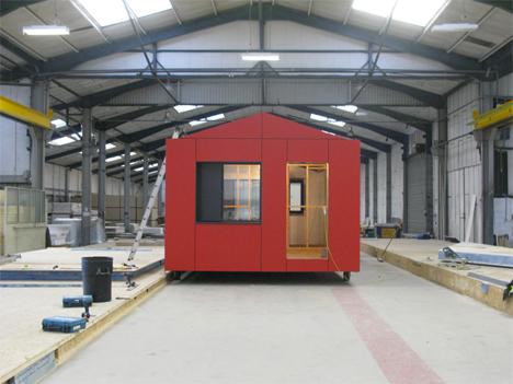 Y-Cube Stackable Housing Unit 2
