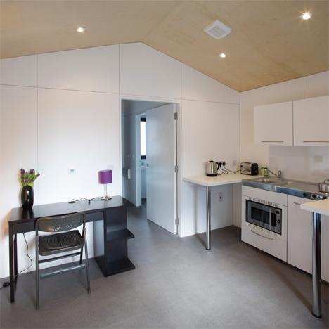 Y-Cube Stackable Housing unit 5