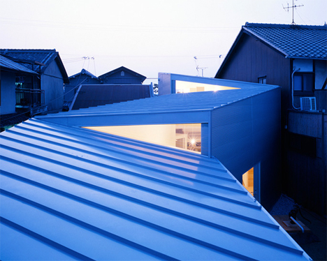 Zig Zag House Japan 1