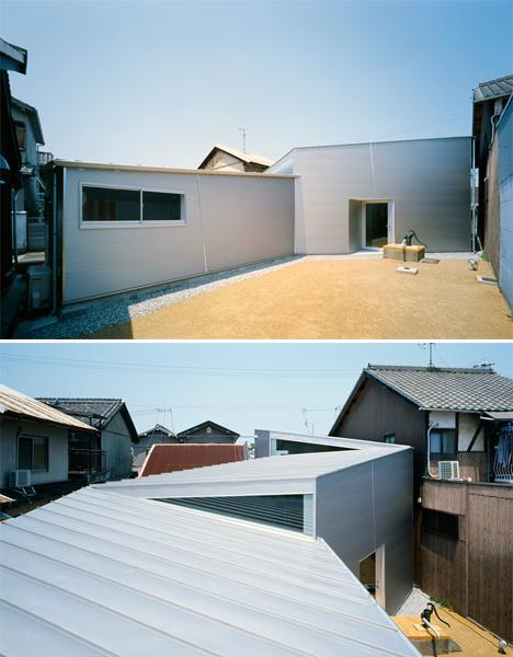 Zig Zag House Japan 4