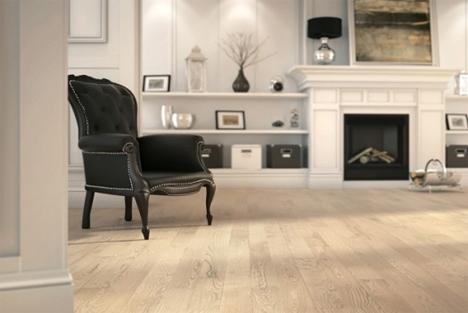 hardwood floors purify air