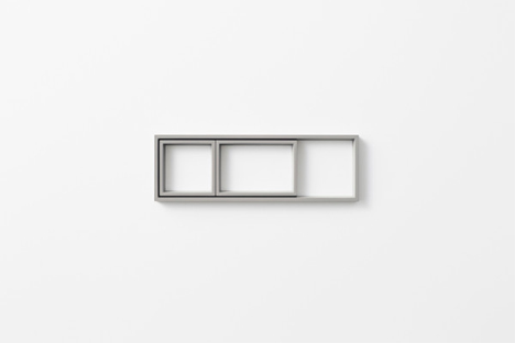nested outline tray
