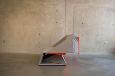 origami sofa 1