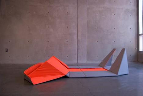 origami sofa 4