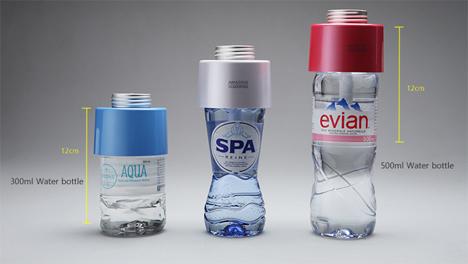 portable water bottle humidifier