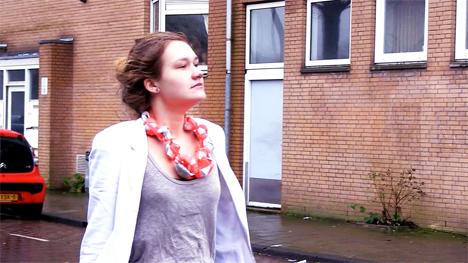 posturaroma mugging prevention necklace