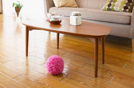 rolling mop ball