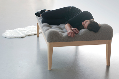 soft nap daybed