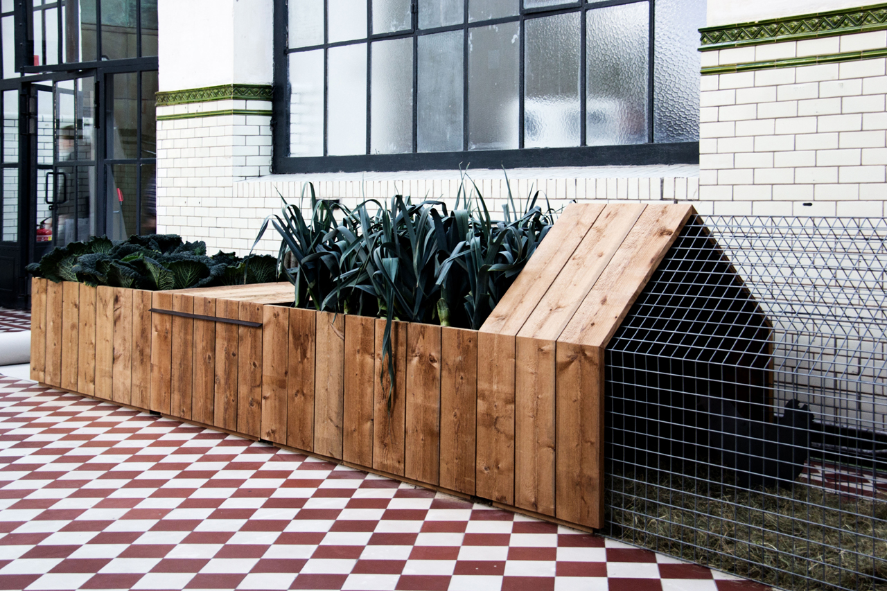 Modular Urban Farm With Chicken Coop Designs Ideas On Dornob