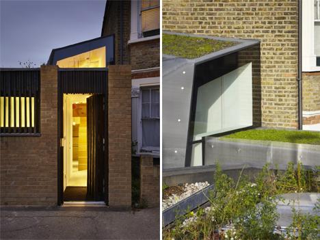 Green Studio Modern Home Office 2