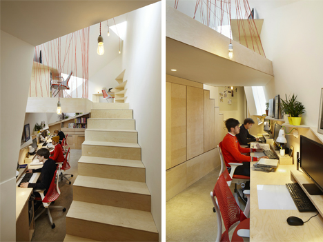 Green Sudio Modern Home Office 4