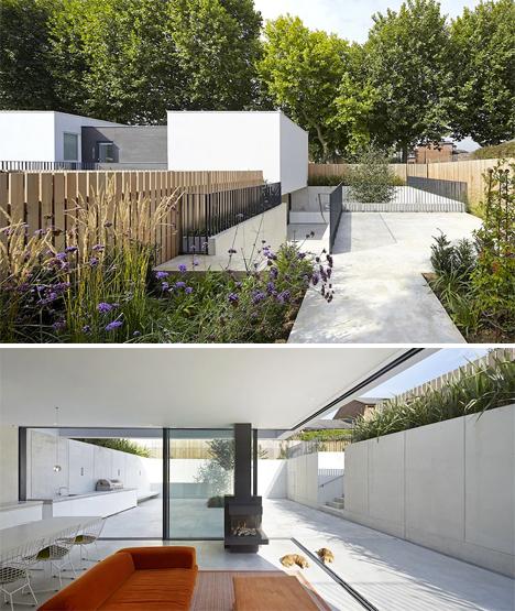 Modern Sunken London Home 2