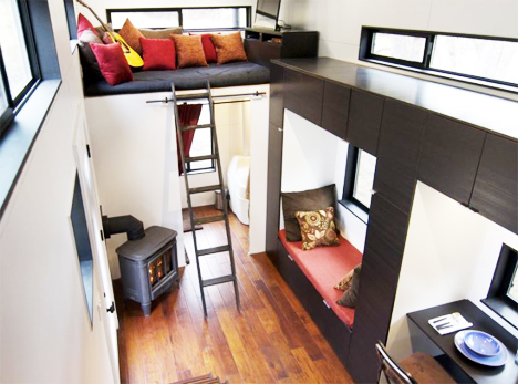 Modern, Mortgage-Free Tiny House Built for Just $33K